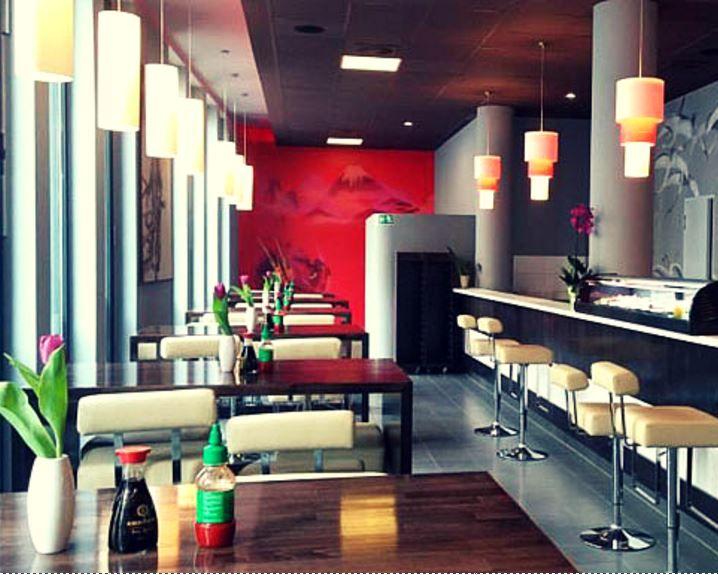Im sushi 14 auf der chausseestraße in berlin mitte findet ihr das paradies eines jeden