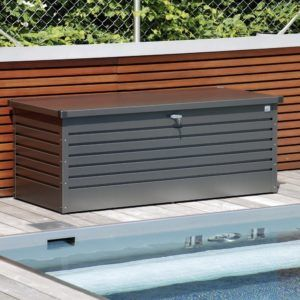 Swimming Pool Deck Storage Box & Best 25+ Deck storage box ideas on Pinterest | Garden cushion ... Aboutintivar.Com