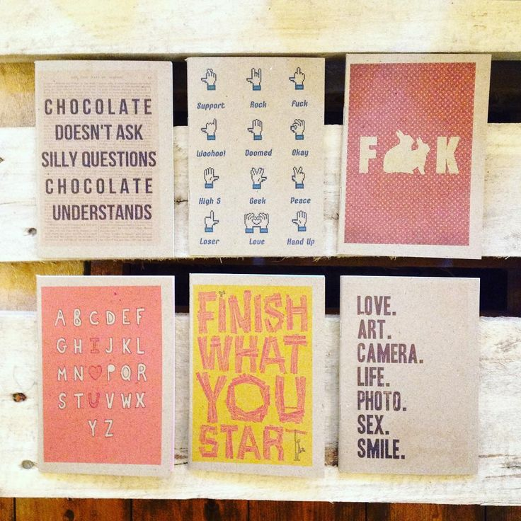 Find your favourite booklet in our webshop szputnyikshop szputnyik budapest notebook selection instantcoelho quotes love art smile chocolate fucklikebunnies abc