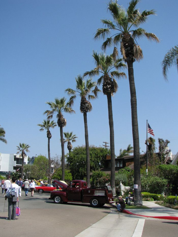 Top 10 Most Charming Small Towns in SoCal #10.  Coronado, CA San Diego