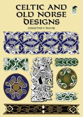 design ideas - Celtic and Old Norse Designs book - Courtney Davis - read full version online