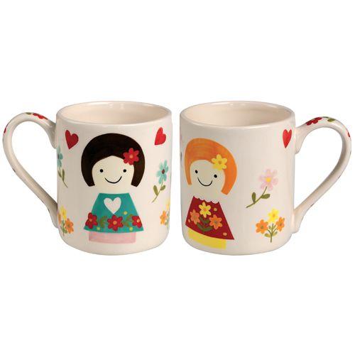 Milk Maids Mug DotComGiftShop 8 Best CUPS AND MUGS I LOVE Images On  Pinterest Cute Mugs. Bright Design ...