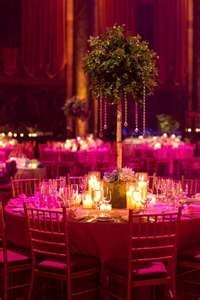 ... Indian wedding reception with green and purple | Wedding Ideas