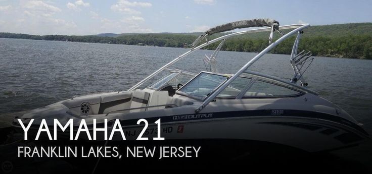 2012 Yamaha 21 For Sale in Franklin Lakes, NJ