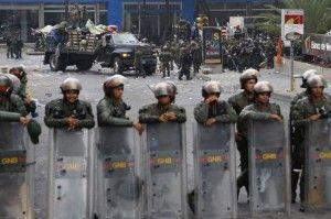 """""""Con permiso, ¡vamos a protestar!"""" por Centro de DDHH de la UCAB http://shar.es/P2Mg4 #Venezuela #SOSVenezuela #UCAB #UNIVE"""