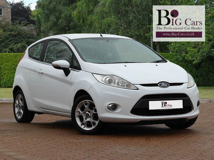 Ford Fiesta Zetec http://www.big-cars.co.uk/used-cars/6751685-ford-fiesta-zetec/ Price £5,950  Was £7,450