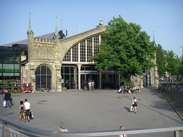 Gothenburg Central Station – #central #gothenburg …