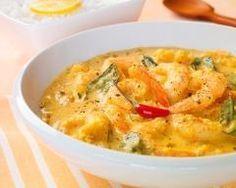 Curry de crevettes (facile, rapide) - Une recette CuisineAZ