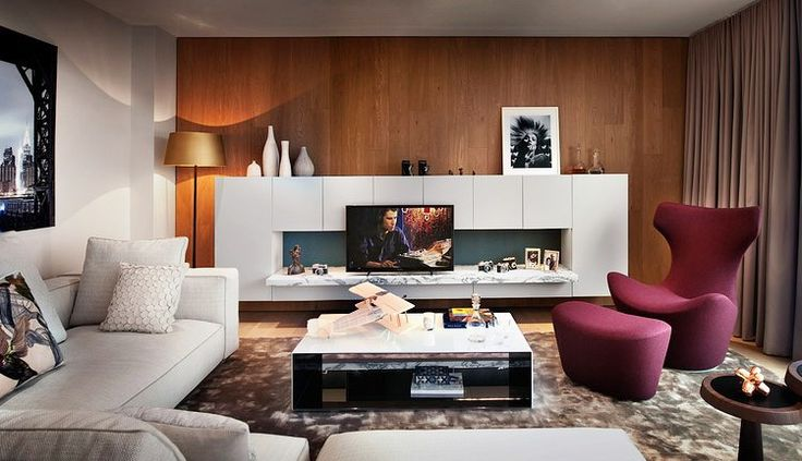 London Penthouse by TG Studio