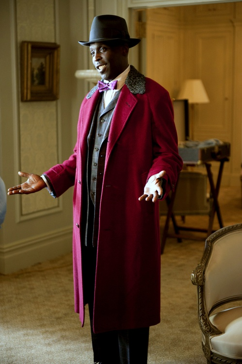 I Loved Michael as Chalky White on Boardwalk Empire