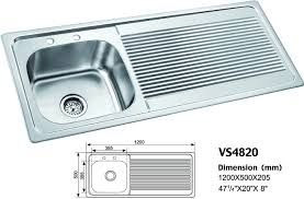 kitchen sink size:  post which is grouped within kitchen sinks standard kitchen sink size measurement standard kitchen sink size design single standard kitchen sink size