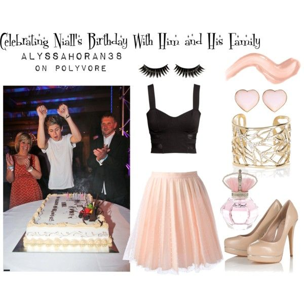 Celebrating Niall's Birthday With Him and His Family. Made for @яɑყოɛ❤️ hope you like it! x