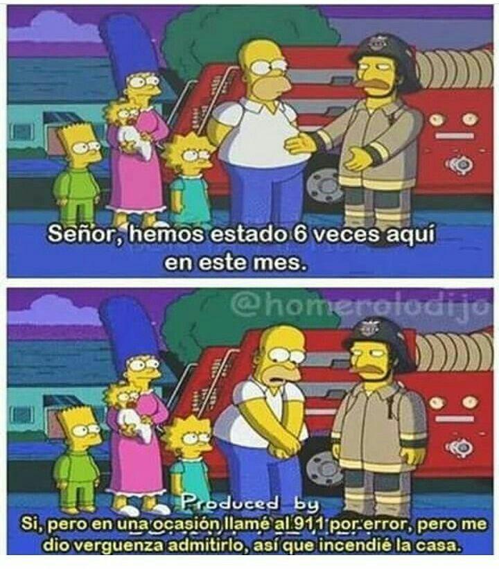 Pin De Tostito En Los Simpsons Simpsons Divertidos Memes De Los Simpson Memes Simpsons