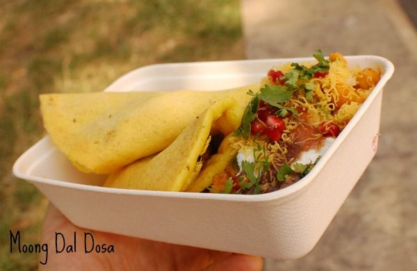 Moong Dal Dosa from London Restaurants - 10 Dishes you Have to Try