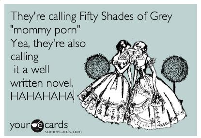 Fifty Shades funny: Christian Grey, Book