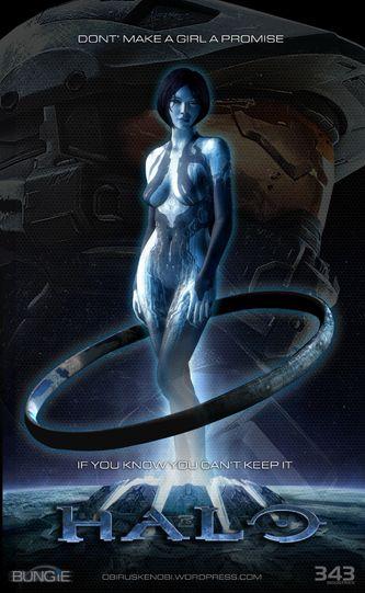 Halo cortana  Fan Art   Cortana Fan Art Layout Design by rs2studios