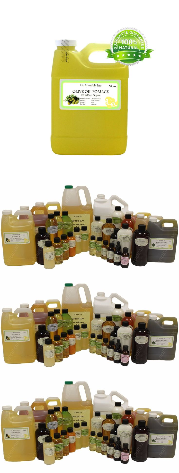 Massage Oils and Lotions: Pure Pomace Olive Oil Organic 2 Oz Up To Gallon Cold Pressed Free Shipping!!! -> BUY IT NOW ONLY: $51.99 on eBay!