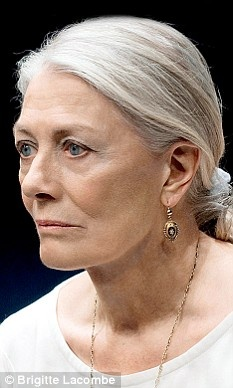 .... VANESSA REDGRAVE ....... (born 30 January 1937) is an English actress of stage, screen and television, as well as a political activist.