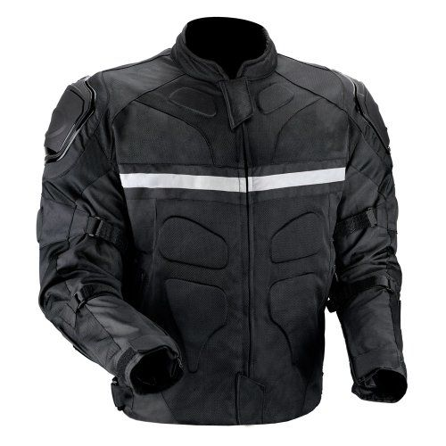 Viking Cycle Stealth Motorcycle Jacket for Men (3XL). For product info go to:  https://www.caraccessoriesonlinemarket.com/viking-cycle-stealth-motorcycle-jacket-for-men-3xl/