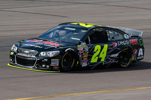 Jeff Gordon - Phoenix International Raceway - Day 2