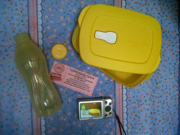 Paket Tupperware Murah YehoYellow