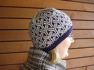 Necker Cube Hat