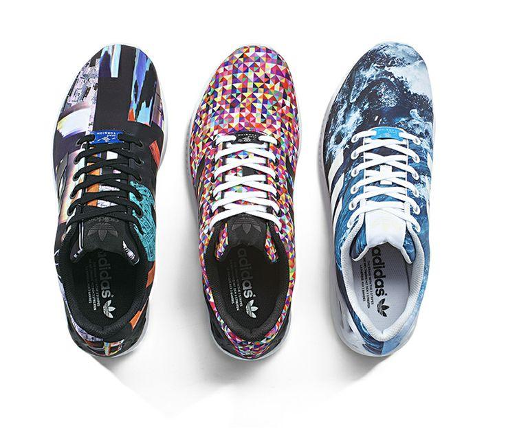 boty barevně
