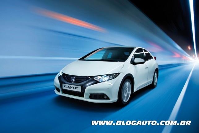 Honda Civic Hatch 2012