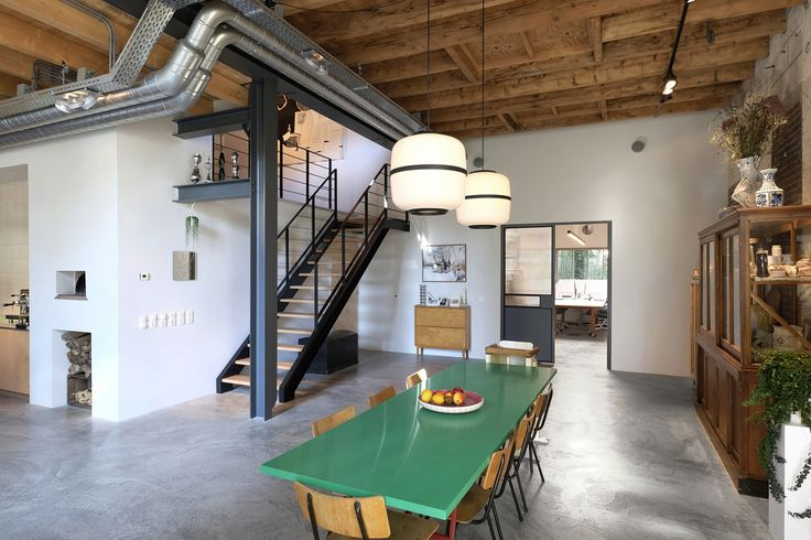 www.veredas.arq.br---- Pin Veredas Arquitetura--- Inspiração Gallery of Transformation Potato Barn / Houben & Van Mierlo - 6