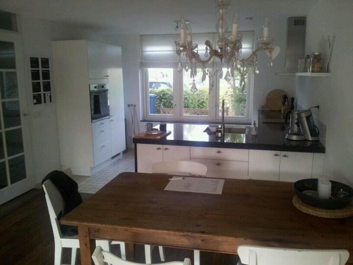 nieuwe ikea keuken!