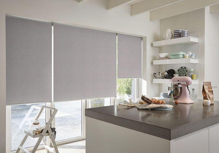Luxaflex Roller Blinds: Sheffield fabric range