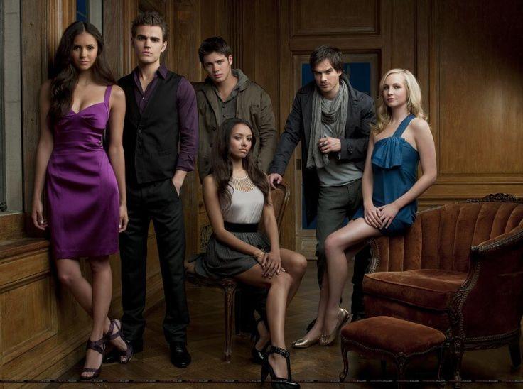 Personnages de la saison 1 de The Vampire Diaries