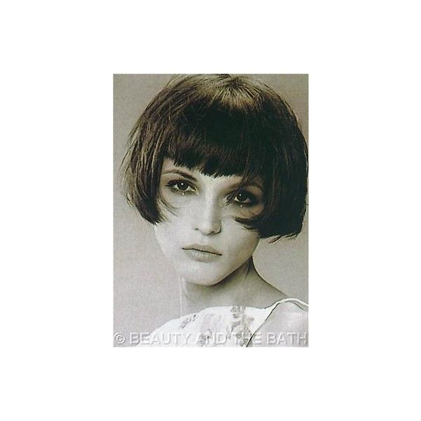 New Retro Bob Hairstyles   Best Hair Style found on Polyvore