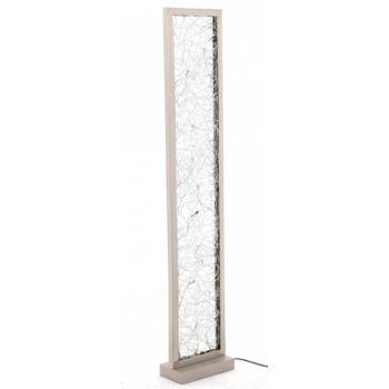 lampadaire h 155 cm metal salon pinterest lampadaires lampadaire design pas cher et. Black Bedroom Furniture Sets. Home Design Ideas