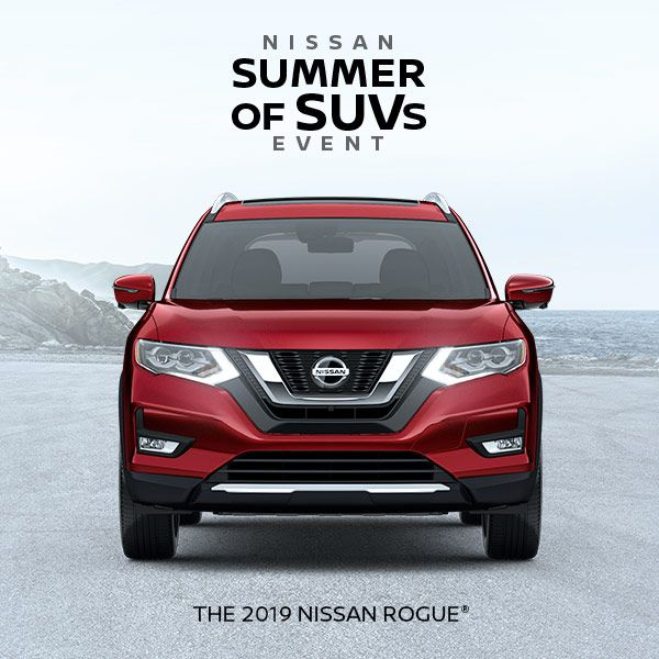 Your Best Summer Ever Starts Now, At Nissan's Summer Of