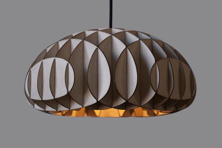 Gejst – Biota mini Lampe i birk - Tinga Tango Designbutik