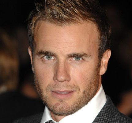 Gary Barlow  --love wee Gary --he did a great job organising the concert --Knighthood for Gary!!!!