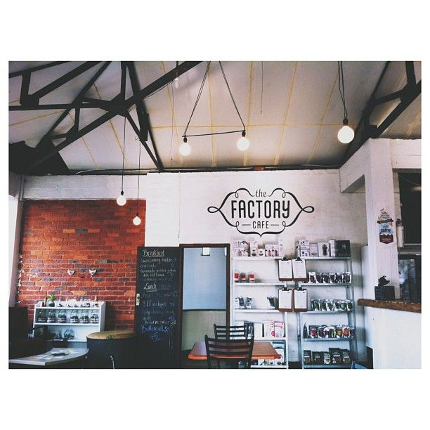 Amazing Cafe in the heart of Durban. Best coffee in town and an amazing cafe experience. http://www.factorycafe.co.za/