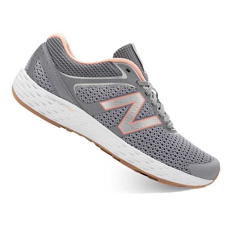 New Balance 520 Comfort Ride Women's Running Shoes, Size: 9.5 Wide, Med Grey