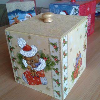 Miraz - Articulos Decorativos: Galleteros de Navidad