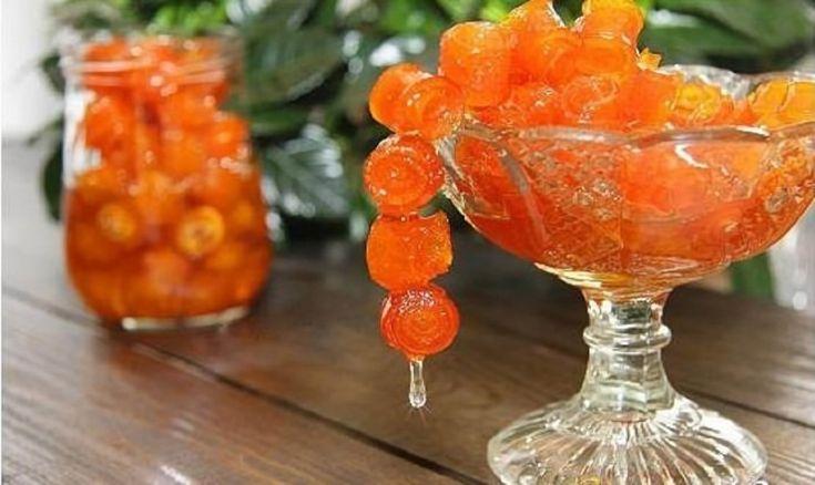 Апельсиновые бусы — Кулинарная книга - рецепты с фото