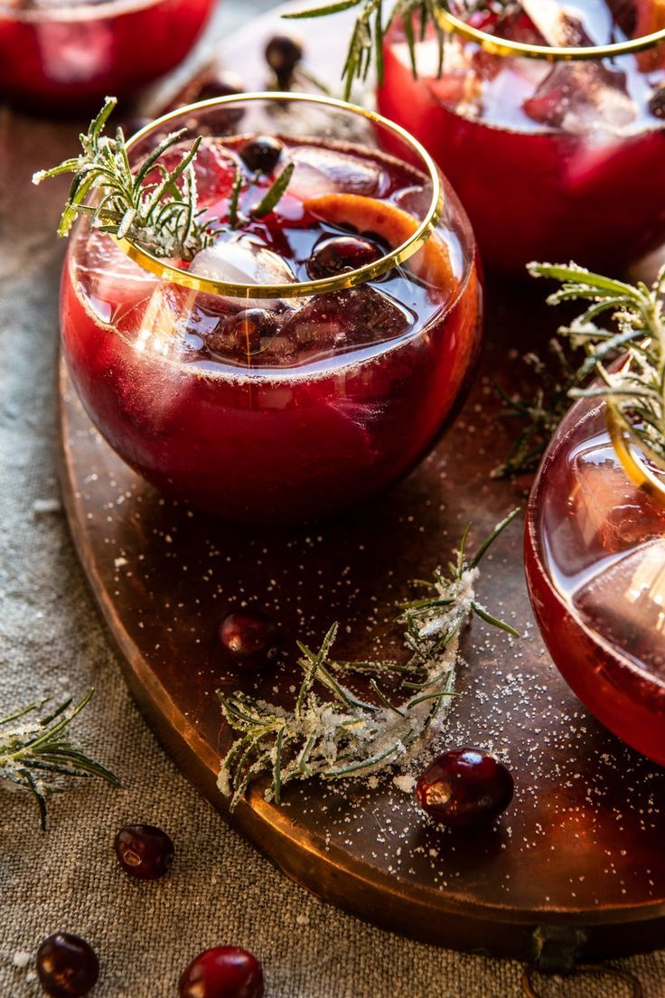 Cranberry Bourbon Sour Half Baked Harvest Recipe Bourbon Sour Half Baked Harvest Festive Holiday Drinks