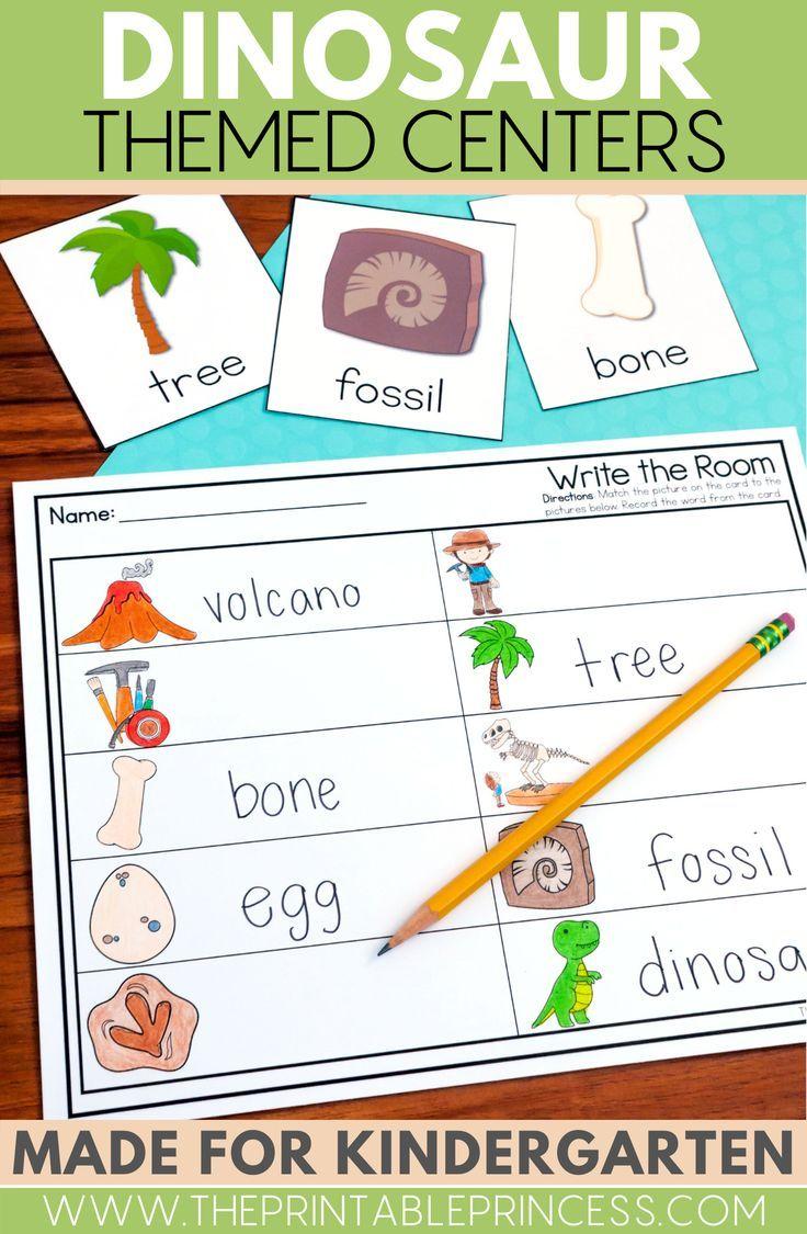 Pin On Dinosaur Activities