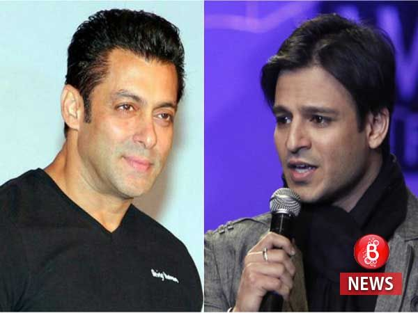Vivek Oberoi's reaction on the comparison between him and Salman Khan is priceless!