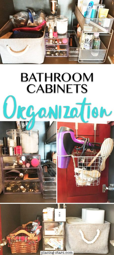 Bathroom Organization Guide - The Best Way To Organize Bathroom