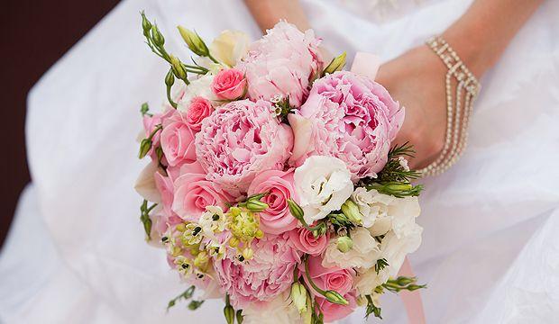 El ramo de #boda debe ser la base para la decoración de todo el evento