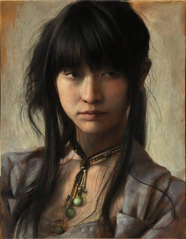 Osamu Obi is a Japanese painter who's born in Kanagawa, Japan in 1960s