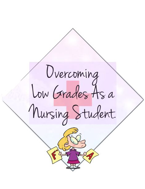 Managing Bad grades in Nursing prerequisites