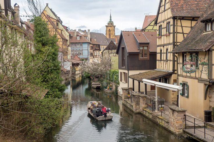 Si queréis hacer turismo en Alsacia (Francia), no os perdáis este post con los mejores pueblos que visitar y otros lugares con encanto.
