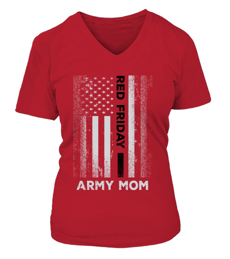 Newest item from our store: Army Mom Red Frid.... Check it here: http://motherproud.com/products/army-mom-red-friday-t-shirts?utm_campaign=social_autopilot&utm_source=pin&utm_medium=pin